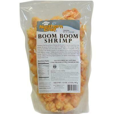 2 lb BOOM BOOM Shrimp