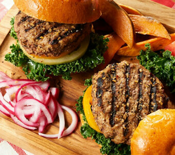 (2) 8 oz Berkshire Pork Burger Patties