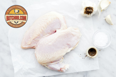 (2) 10-12 oz Mary's Airline Chicken Breast