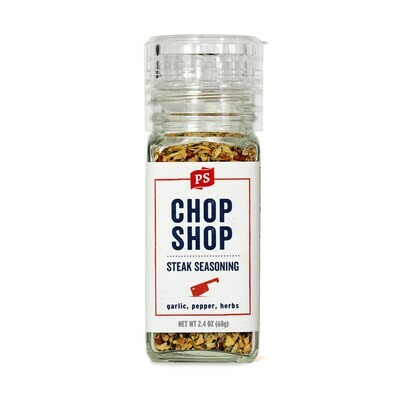 Chop Shop Steak Seasoning
