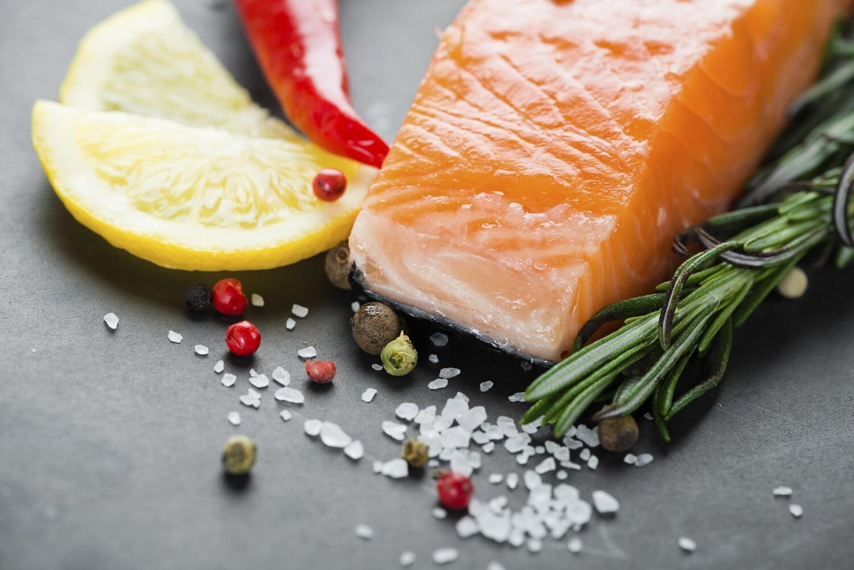 5-7 oz Bristol Bay Alaskan Sockeye Salmon, Skin-on