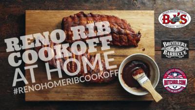 Reno Rib Cook Off Box (Free Local Delivery)