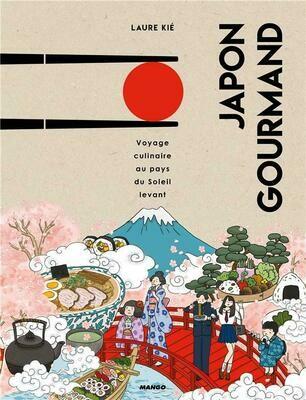 KIE Laure, Japon gourmand