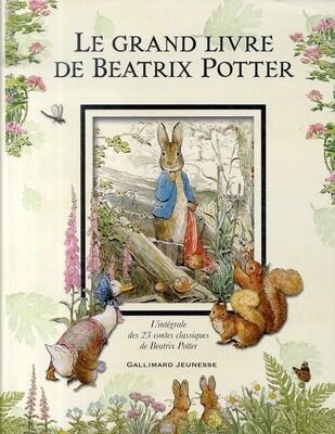 Le grand livre de Béatrix Potter