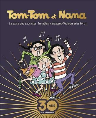 Tom-Tom et Nana ; t.26, t.29, t.30 (édition collector)