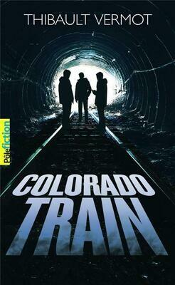 VERMOT Thibault, Colorado train
