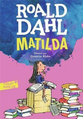 DAHL Roald, Matilda
