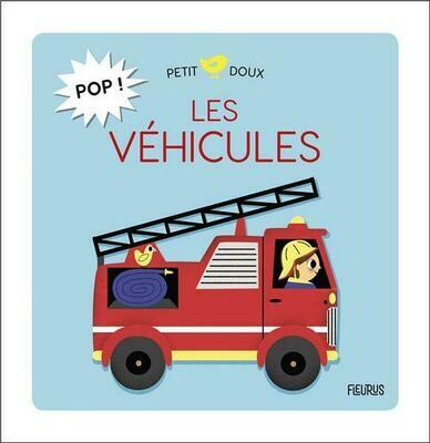 Pop ! les véhicules