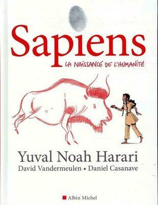 Harari Yuval Noah, Sapiens