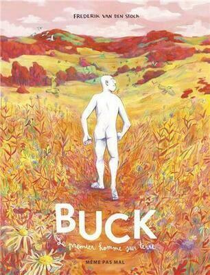 Van den Stock Frederik, Buck - Le premier homme sur terre