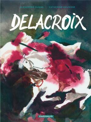 Catherine Meurisse, Delacroix