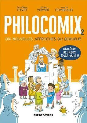 Thivet JP, Vermer J, Combeaud A-L, Philocomix 2