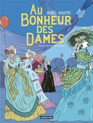 Maupré Agnès, Au bonheur des dames