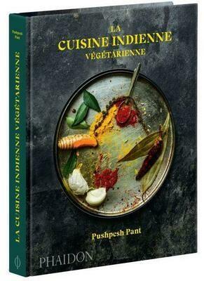 PANT Pushpesh, La cuisine indienne végétarienne