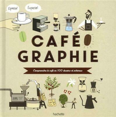 CARON Anne, Cafégraphie ; comprendre le café en 100 dessins et schémas