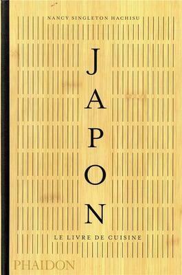 HACHISU SINGLETON Nancy, Japon : le livre de cuisine