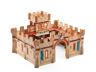 Chateau médiéval / 4ans+