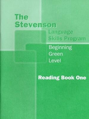 Beginning Green Reading Book 1