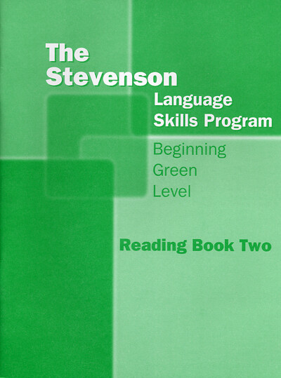 Beginning Green Reading Book 2
