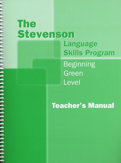 Beginning Green Teacher's Manual