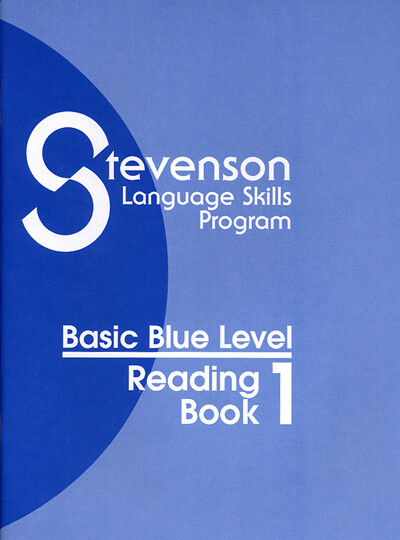 Basic Blue Reading Book One