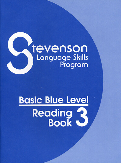 Basic Blue Reading Book Three