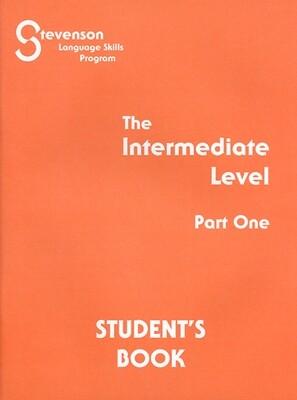 Intermediate (Part 1) Student Book