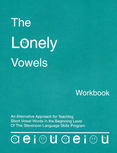 The Lonely Vowels Workbook