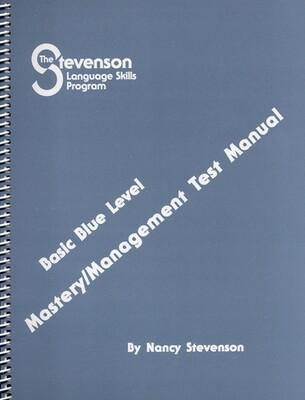 Basic Blue Level Mastery – Management Test Manual