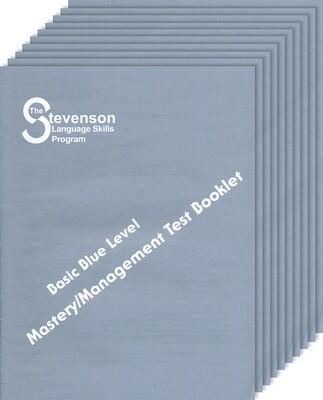 Basic Blue Mastery – Management Test Booklets (dozen)