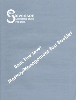Basic Blue Mastery – Management Test Booklet (single)