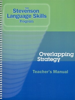 Overlapping Strategy Teacher's Manual