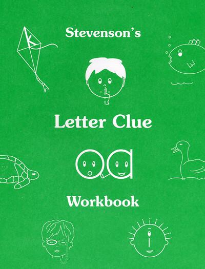 Stevenson's Letter Clue Workbook