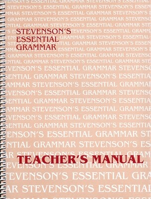 Stevenson's Essential Grammar Teacher's Manual