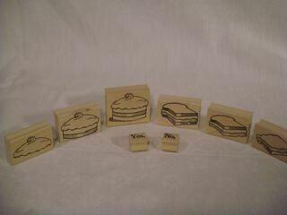 PBJ/L-C Stamp Set