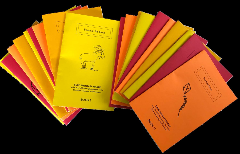 Supplementary Reader Set (20 books for Beginning Level)