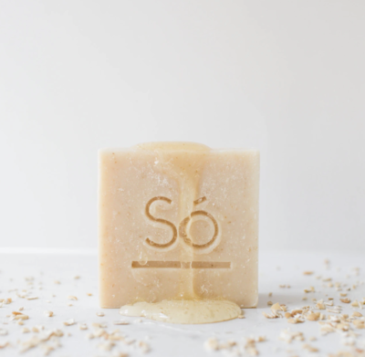 ​Só Luxury Honey Oat Cleansing Bar