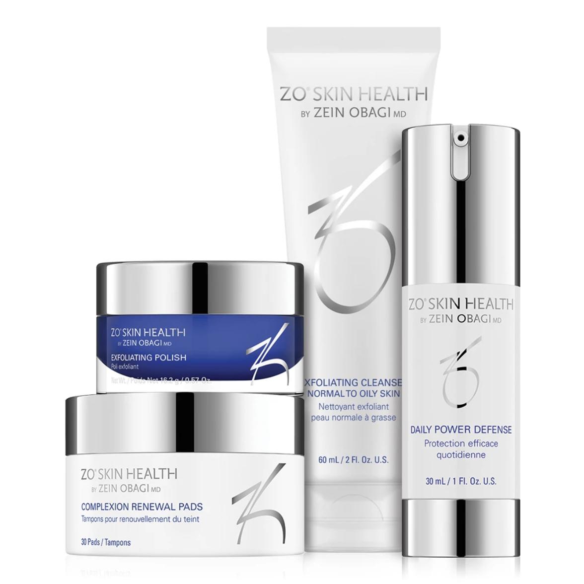 ZO Skin Health Daily Skincare Program (All skin types)