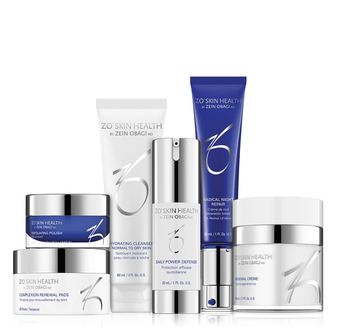 ZO Skin Health Aggressive Anti-Aging Program