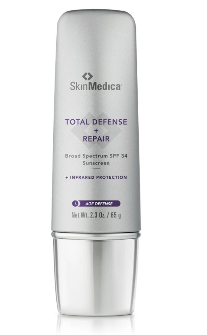 SkinMedica Total Defense + Repair Broad Spectrum SPF 34 Sunscreen