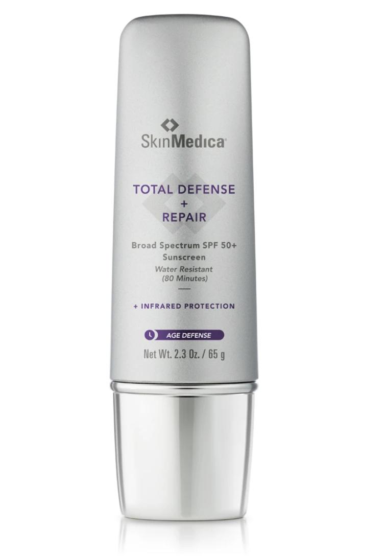 SkinMedica Total Defense + Repair Broad Spectrum SPF 50+ (WATER RESISTANT)