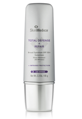 SkinMedica Total Defense + Repair Broad Spectrum SPF 50+ (WATER RESISTANT)