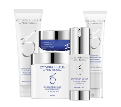 ZO Skin Normalizing System (Redness/sensitive/acne prone skin)