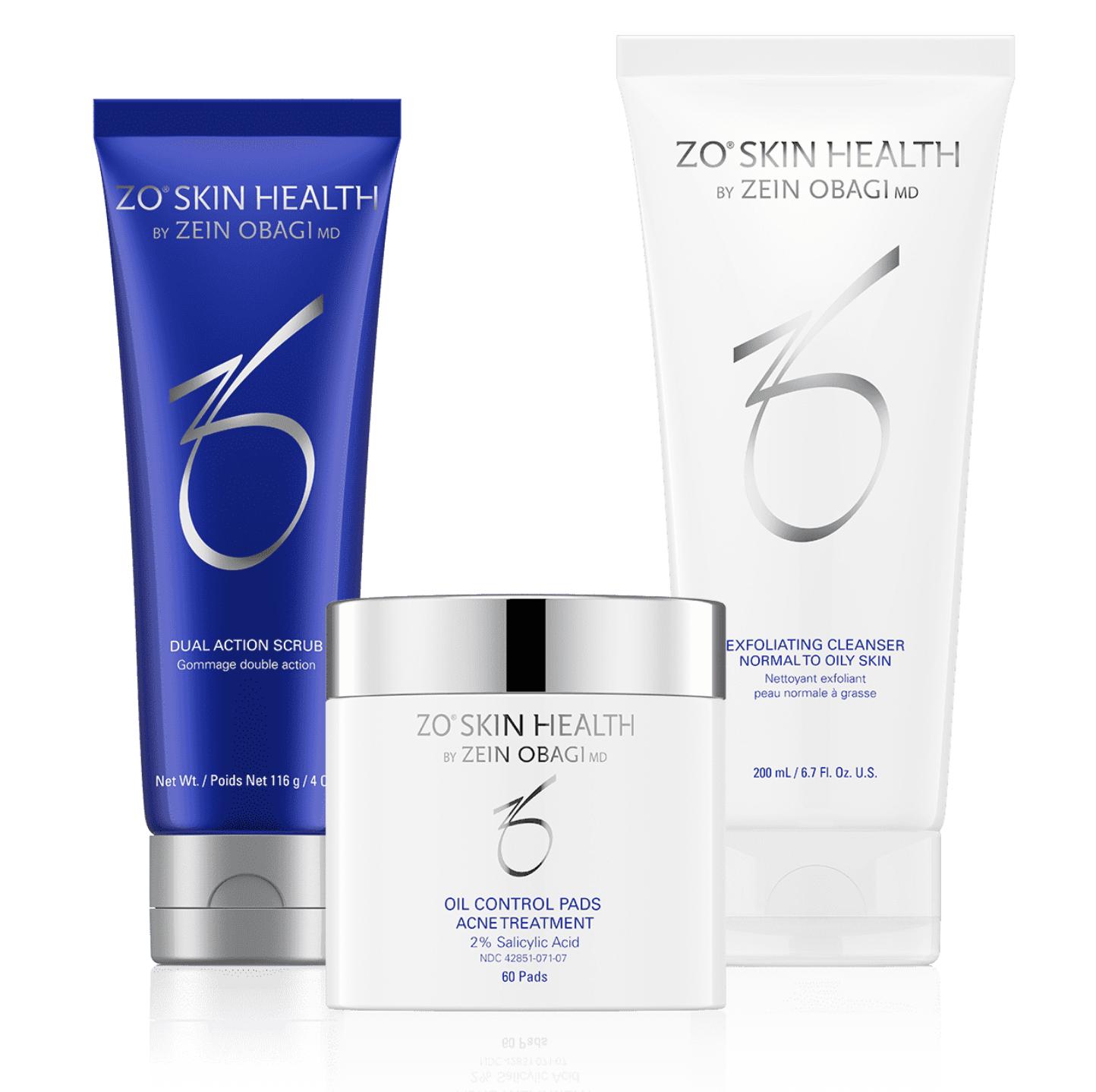 ZO Skin Health GSR kit (oily skin)