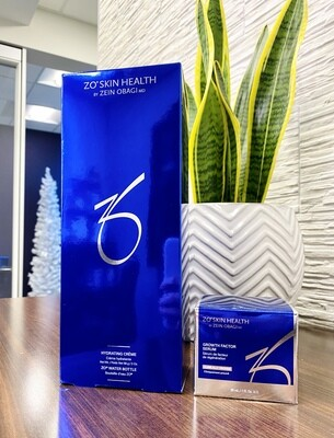 ZO Growth Factor Serum with FREE Hydrating Creme set