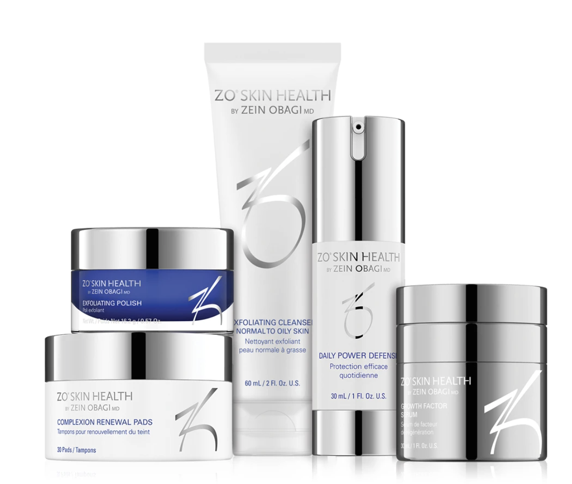 ZO Skin Health Anti Aging Program