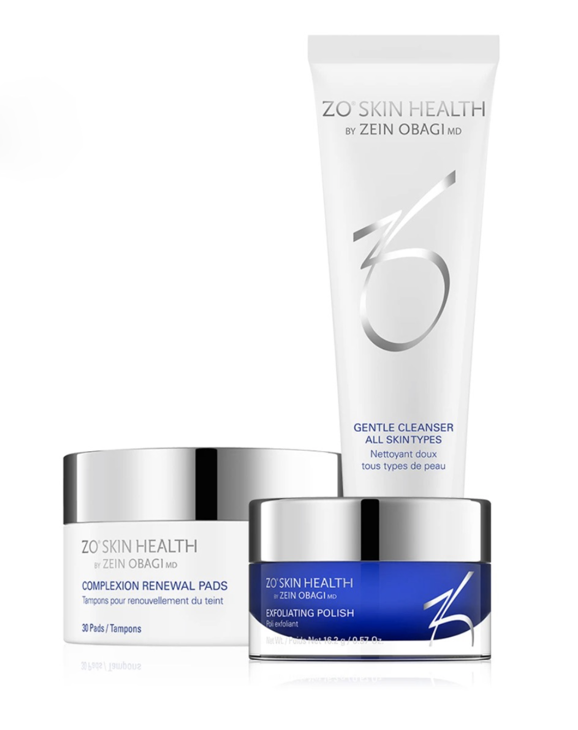 ZO Getting Skin Ready - All Skin Types (Introductory kit)
