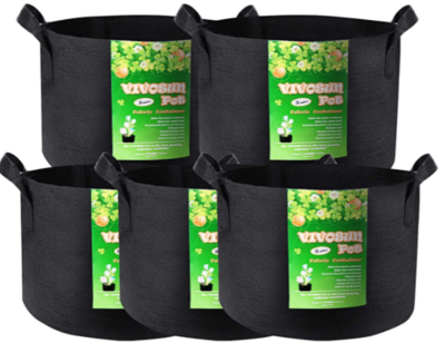 Vivosun grow pots #3