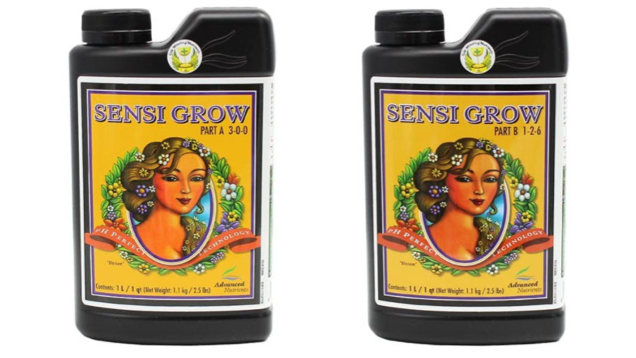 Advanced Nutrients pH Perfect Sensi Grow Part A+B, 500 mL