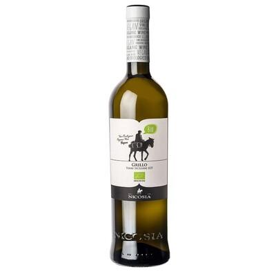 GRILLO - The most popular Sicilian white grape - Oh! And it's VEGAN!